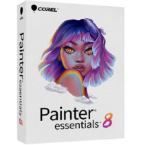 http://www.corel.com - Painter Essentials 8 (Windows/Mac), Painting software for beginners