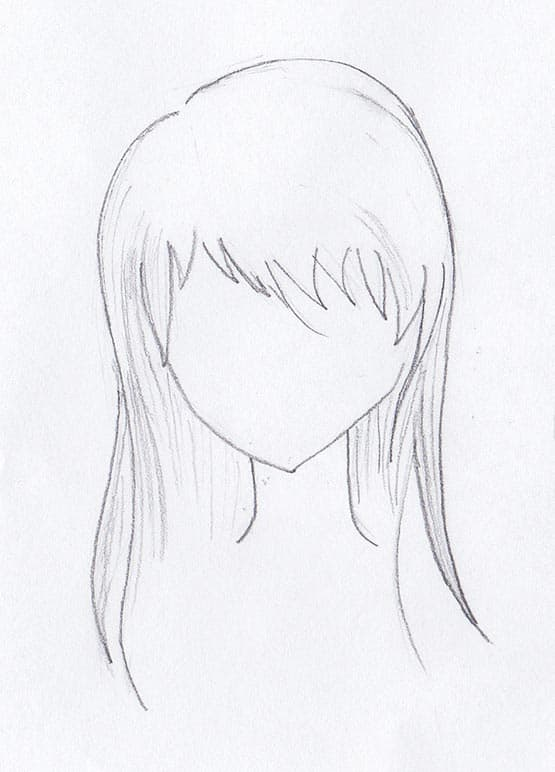 The Complete Guide On How To Draw Anime Hair Corel Painter