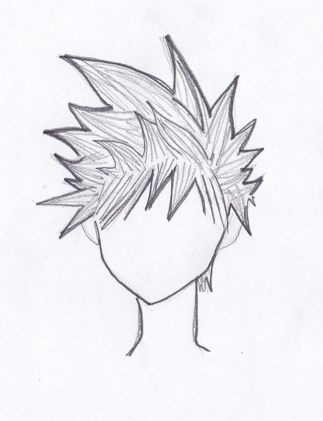 To make things a little easier lets start with a short males hairstyle these can also be fairly complex depending on the route you want to take