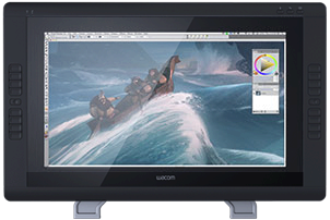 Wacom Tablet Bundle - Graphics & Drawing Tablet + Digital
