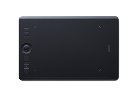 Wacom Tablet Bundle - Graphics & Drawing Tablet + Digital Art Software