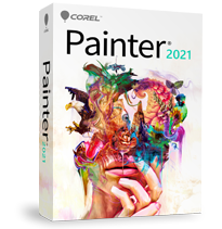 Painter 2021, Digital art & painting software (Upgrade)