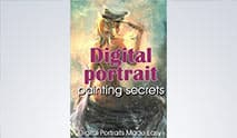 Digital portrait painting secrets - Digital Portraits Made Easy Kindle Edition by mohandes kahraba