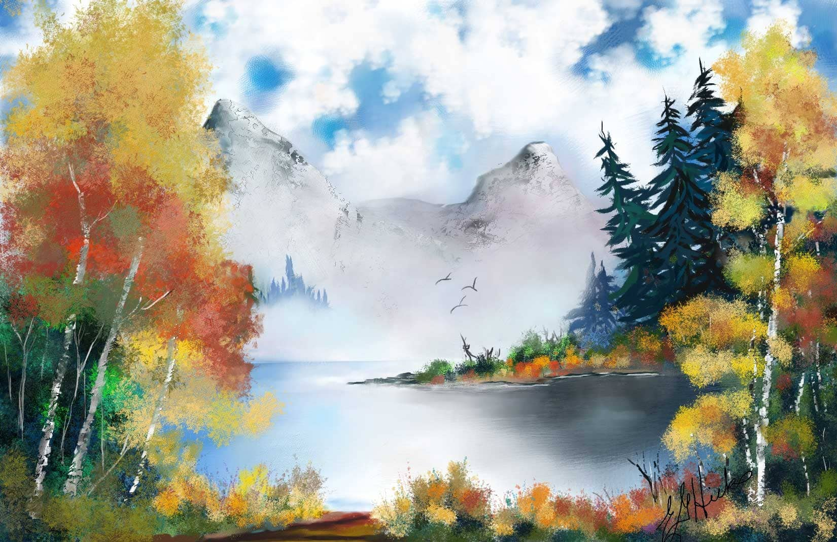 Digital Art Painting Software