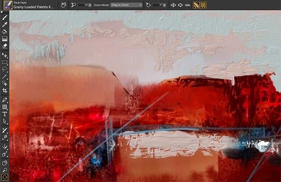 41e55e7ab Digital Art   Painting Software - Corel Painter 2019
