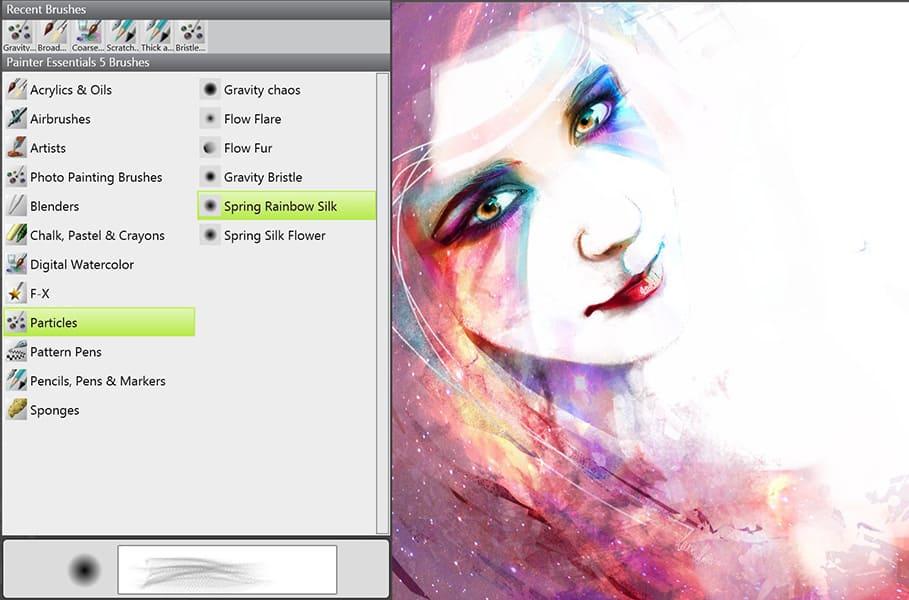 Paint program sketch draw paint with painter for Program like paint for mac