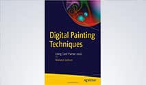 Digital Painting Techniques: Using Corel Painter 2016 by Wallace Jackson