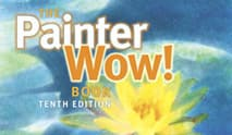 Painter Wow books by Cher Pendarvis